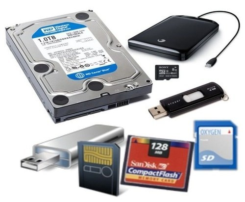 USB Flash and SD Recovery Services