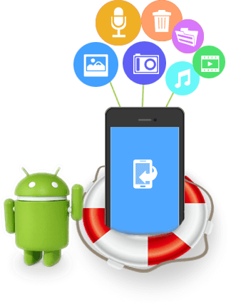 Recover Data from Android